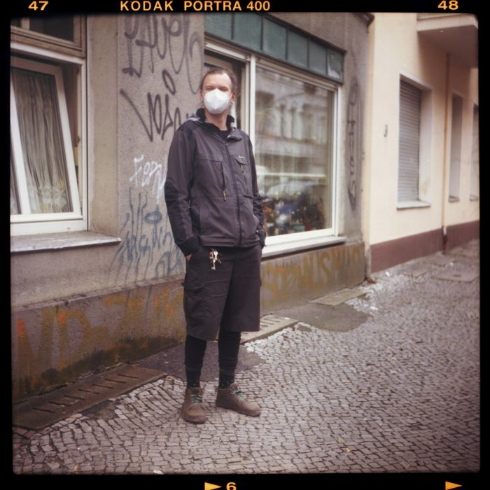 veranstaltungstechnikerIn, rixdorf, frieder, corona, 34 - Pieces of Berlin - Book and Blog