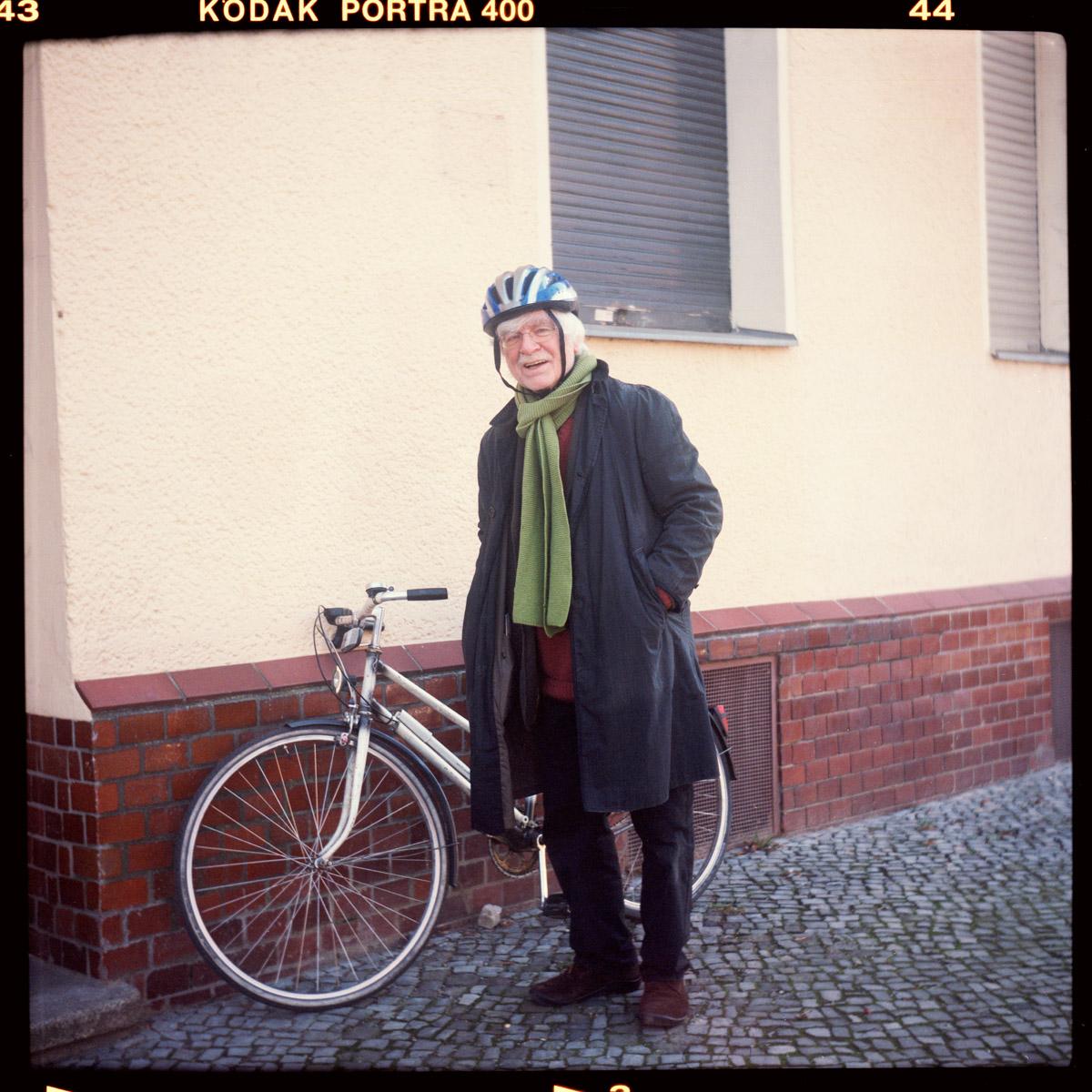 2021 Gerd Berlin Corona Richardplatz Rixdorf Portrait
